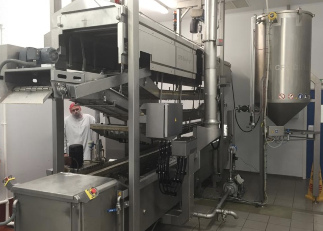 GEA EasyFryer 3000/450 Electric Fryer