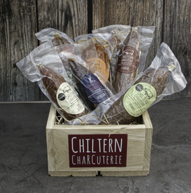 Award Winning Charcuterie Company In High Wycombe For Sale